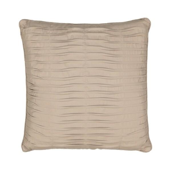 Vue Signature Bensonhurst Pleated Decorative Pillow