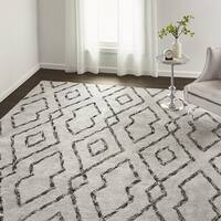 Strick & Bolton Frifot High-low Area Rug - 5' x 7'6