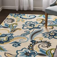 Copper Grove Zhinko Loop Pile Area Rug - 5' x 7'6