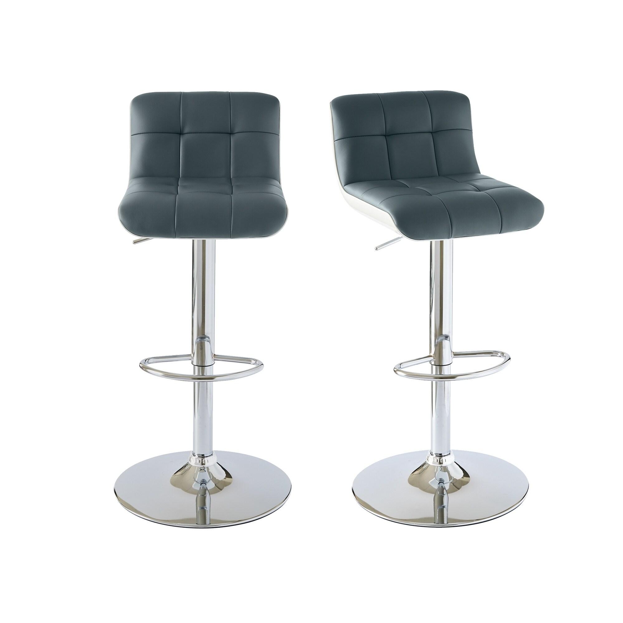 Sensational Picket House Furnishings Becca Adjustable Swivel Bar Stool Set Uwap Interior Chair Design Uwaporg
