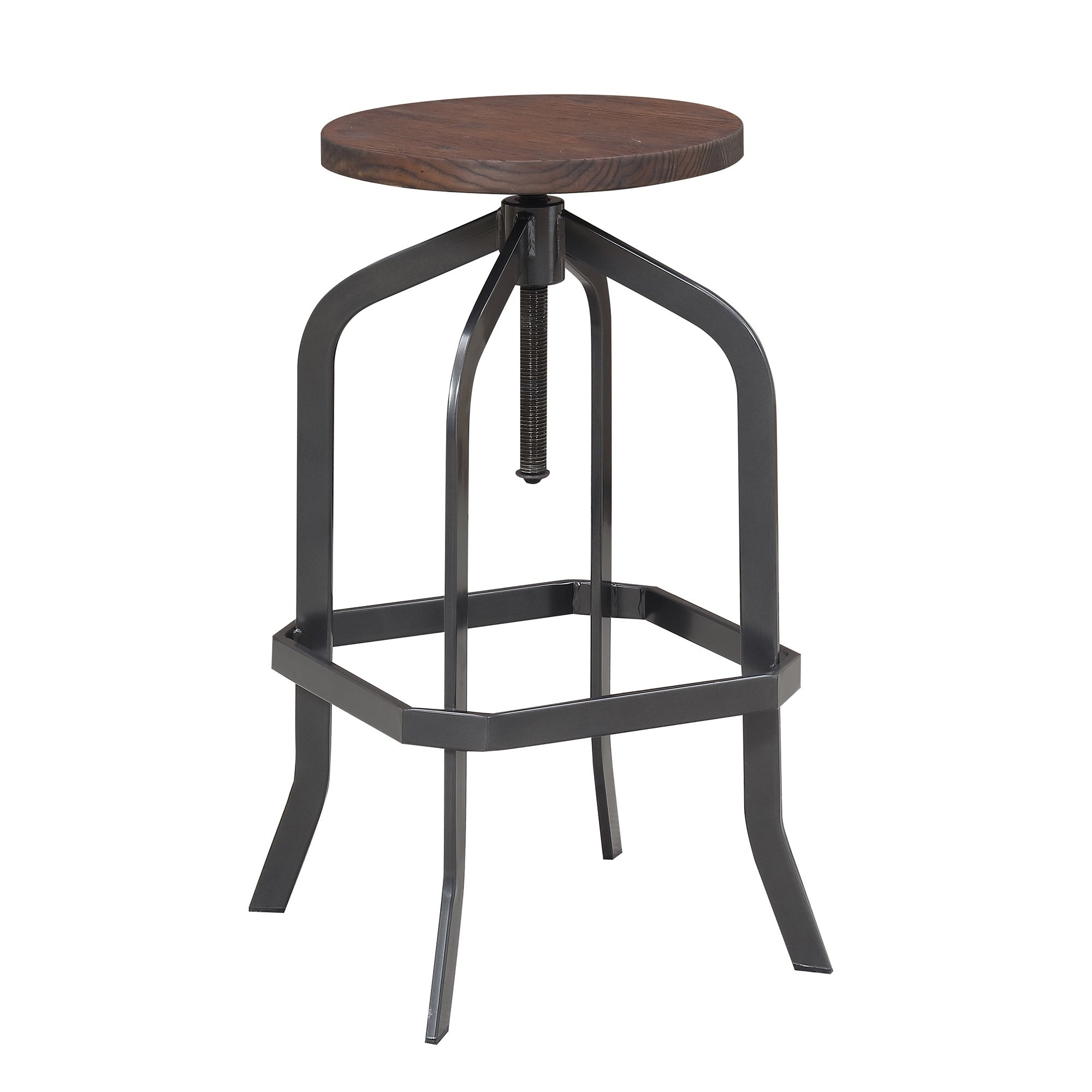 Fantastic Picket House Furnishings Court Adjustable Backless Bar Stool Machost Co Dining Chair Design Ideas Machostcouk