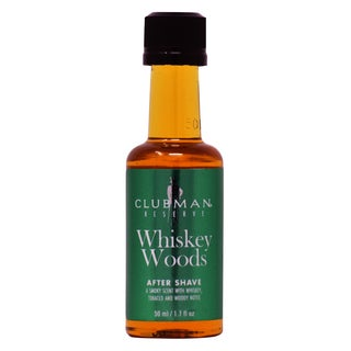Clubman Reserve Whiskey Woods 1.7-ounce After Shave Lotion
