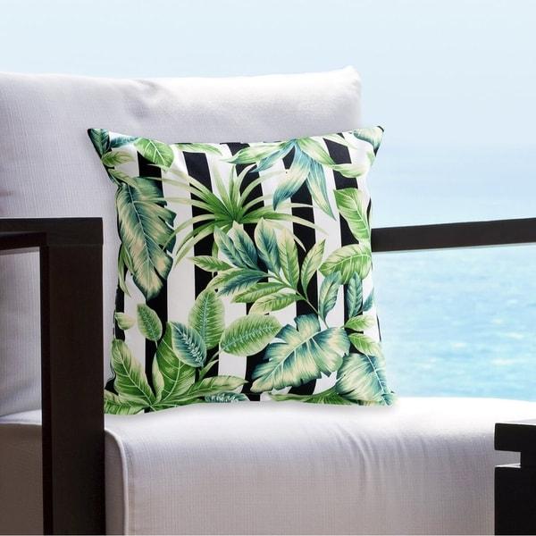 Siscovers Garden Path Indoor - Outdoor Throw Pillow