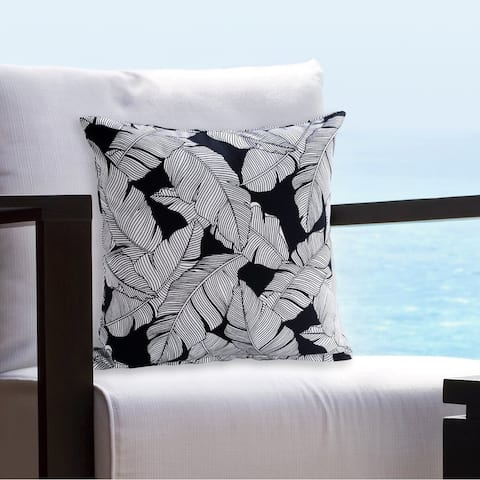 Siscovers New Leaf Indoor - Outdoor Throw Pillow
