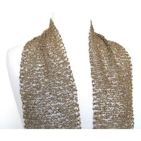 Handcrafted Beaded stole