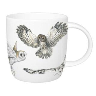 Roy Kirkham Mugs (Set of 6) - Owls, Sophie Shape