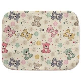 Bears Burp Cloth