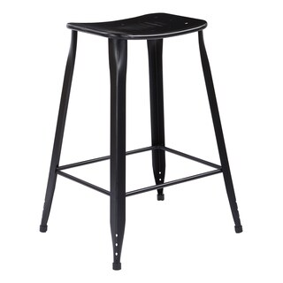 """OSP Home Furnishings Durham 26"""" Counter Stool 4-Pack"""