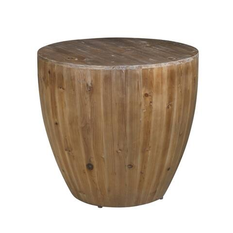 Drella End Table