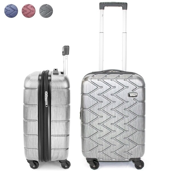 f0c3ec6a84c117 Shop Miami CarryOn Rugged Spinner Luggage