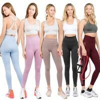 Women'S Flex Stripe Active Wear Leggings