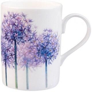 Roy Kirkham Mugs (Set of 6) - Alliums, Lucy Shape