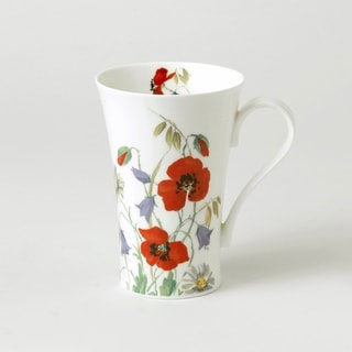 Roy Kirkham Latte Mugs (Set of 6) - English Meadow 600ml