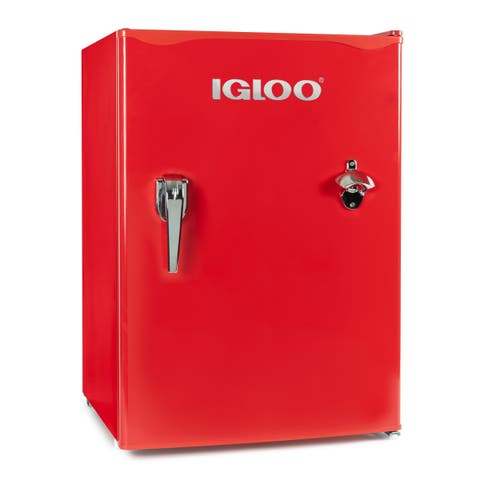 Igloo IRF26RSRD 2.6 Cu ft Classic Red