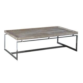 Cicero Steel Coffee Table