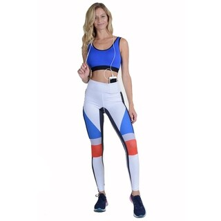Lady'S Majestic Mountains Print Active Leggings 006