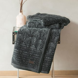 Baroque Design Throw Blanket Cannes