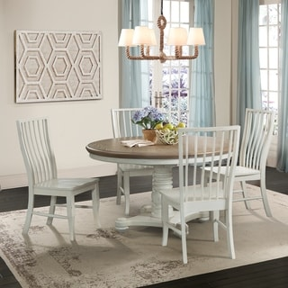 Picket House Furnishings Cayman 5PC Dining Set-Table & Four Side Chairs