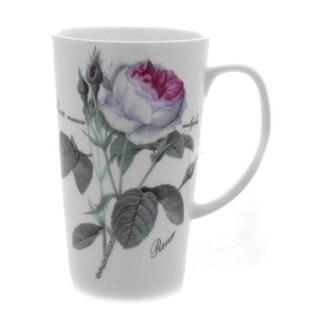 Roy Kirkham Latte Mugs (Set of 6) - Redoute Rose 600ml