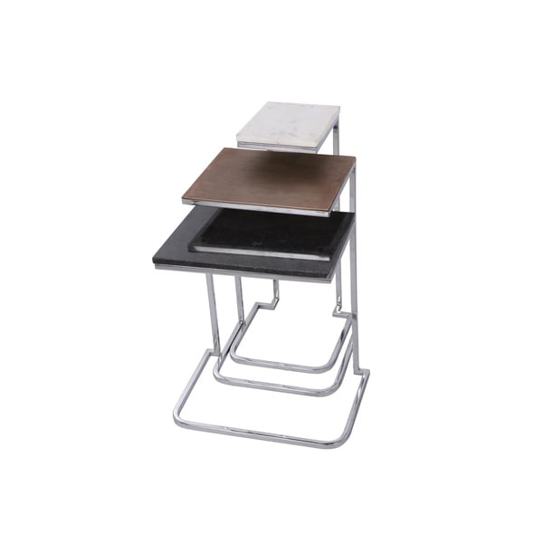 Shop Makayla Nesting Chairside Table - Free Shipping Today ...