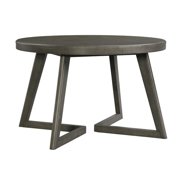 Picket House Furnishings Hudson Round Dining Table - Grey. Opens flyout.