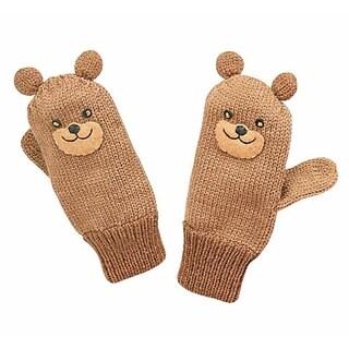 Kidorable Medium Bear Mittens