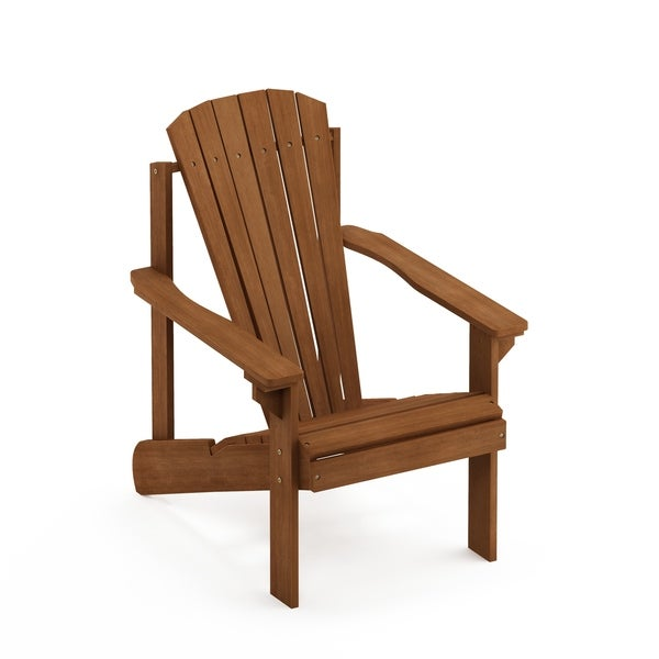 Remarkable Shop Furinno Tioman Small Hardwood Adirondack Patio Chair In Best Image Libraries Weasiibadanjobscom