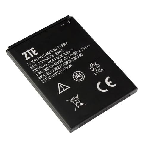 ZTE OEM Standard Battery Li3823T43P3h735350 for Avid Plus/Geek V975/Grand S Pro N9835/Imperial II/Maven 2 (Bulk Packaging)