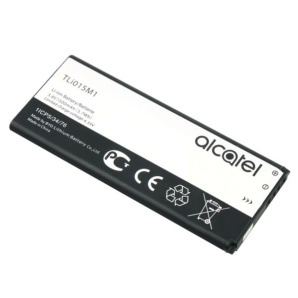 Alcatel OEM Standard Battery TLI015M1 for Alcatel One Touch Pixi 4 (Bulk  Packaging)