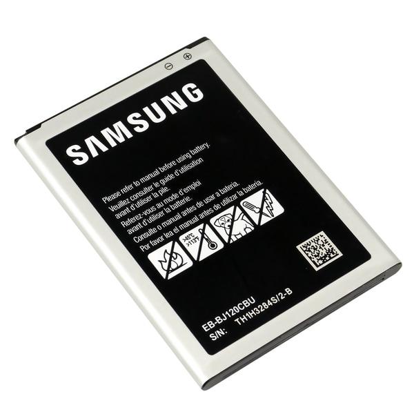 Samsung OEM Standard Battery EB-BJ120CBU for Samsung Galaxy Express 3/Galaxy J1 (2016) (Bulk Packaging)