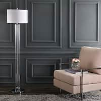 Safavieh Lighting 64-inch Lovato Chrome LED Floor Lamp