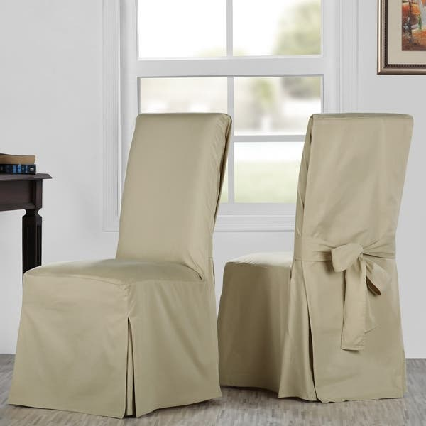 Fine Shop Exclusive Fabrics Solid Cotton Twill Chair Covers Sold Pabps2019 Chair Design Images Pabps2019Com