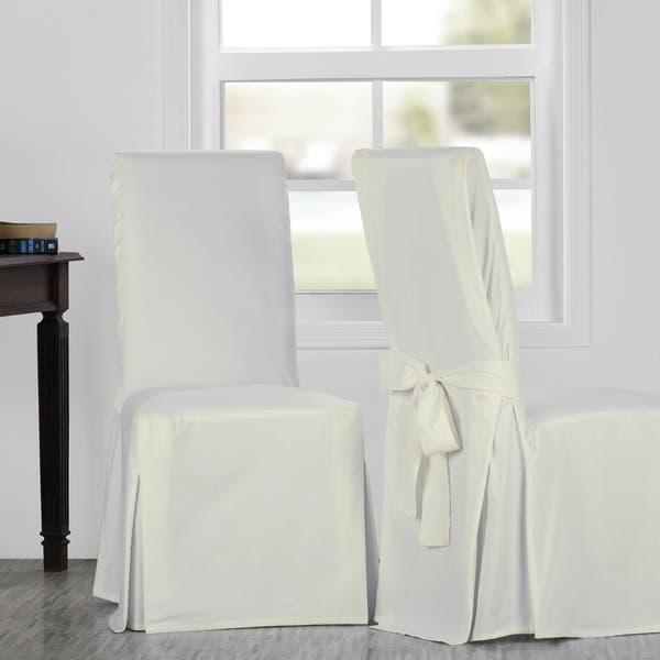 Wondrous Shop Exclusive Fabrics Solid Cotton Twill Chair Covers Sold Pabps2019 Chair Design Images Pabps2019Com