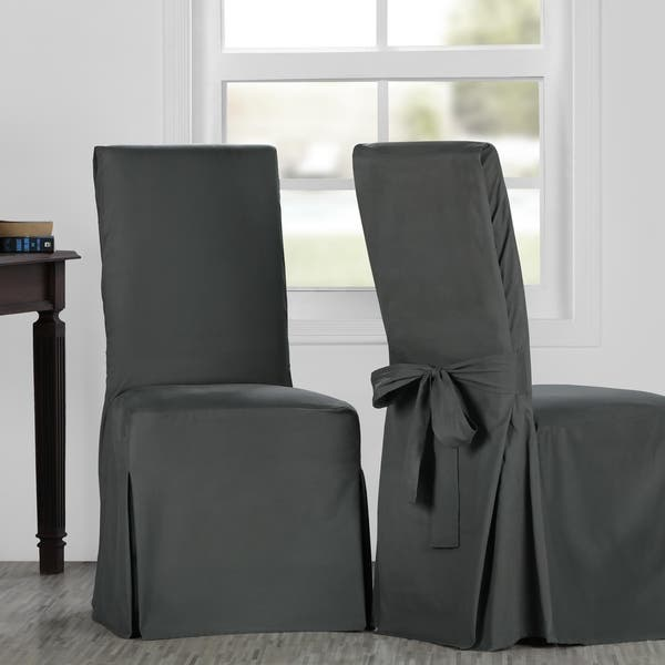 Enjoyable Shop Exclusive Fabrics Solid Cotton Twill Chair Covers Sold Pabps2019 Chair Design Images Pabps2019Com