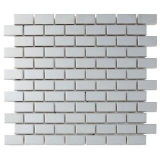 2x2 Ceramic Mosaic Stone Looking 12x24 Mosaic Sheet Masso - 24 x 12