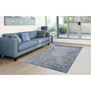Pierre Cardin Luxury Lagoon Collection Area Rugs 8 X