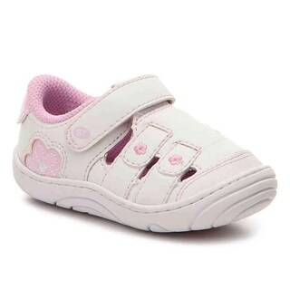Stride Rite Tulsi Girls Sneaker Shoes White