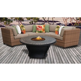 Shop Rst Brands Bliss Patio Furniture Club Chairs Set Of