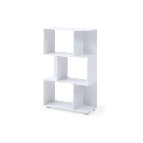 Miraculous Buy White Bookshelves Bookcases Online At Overstock Our Download Free Architecture Designs Photstoregrimeyleaguecom