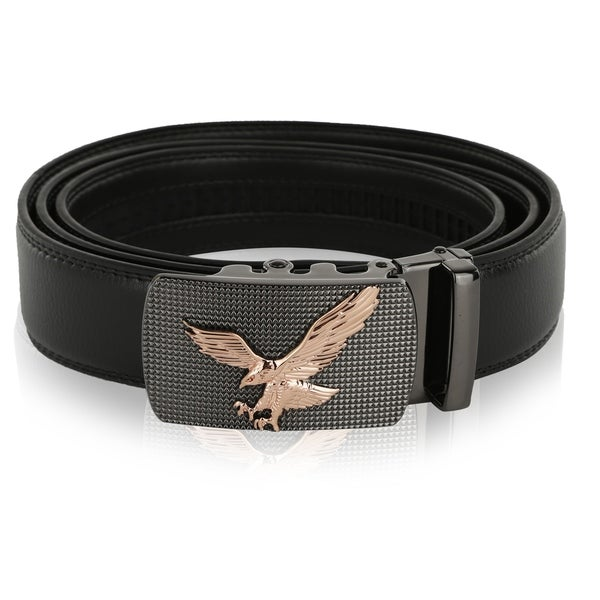 MKF Collection Victor Men's Belt by Mia K.