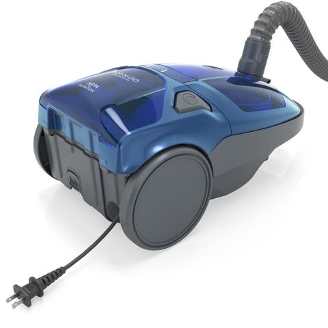 Kenmore BC4026 Bagged Canister Vacuum, Blue..