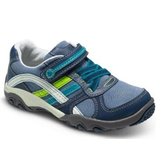 Stride Rite SRT Declan Sneakers Navy Green