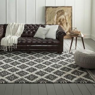 Momeni Harper Hand Woven Wool Area Rug - 5' x 7'