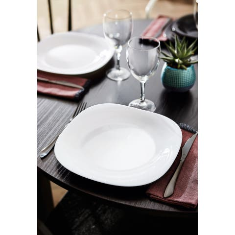 Luminarc Carine Dinner Plate, Set of 6 - 6 Piece