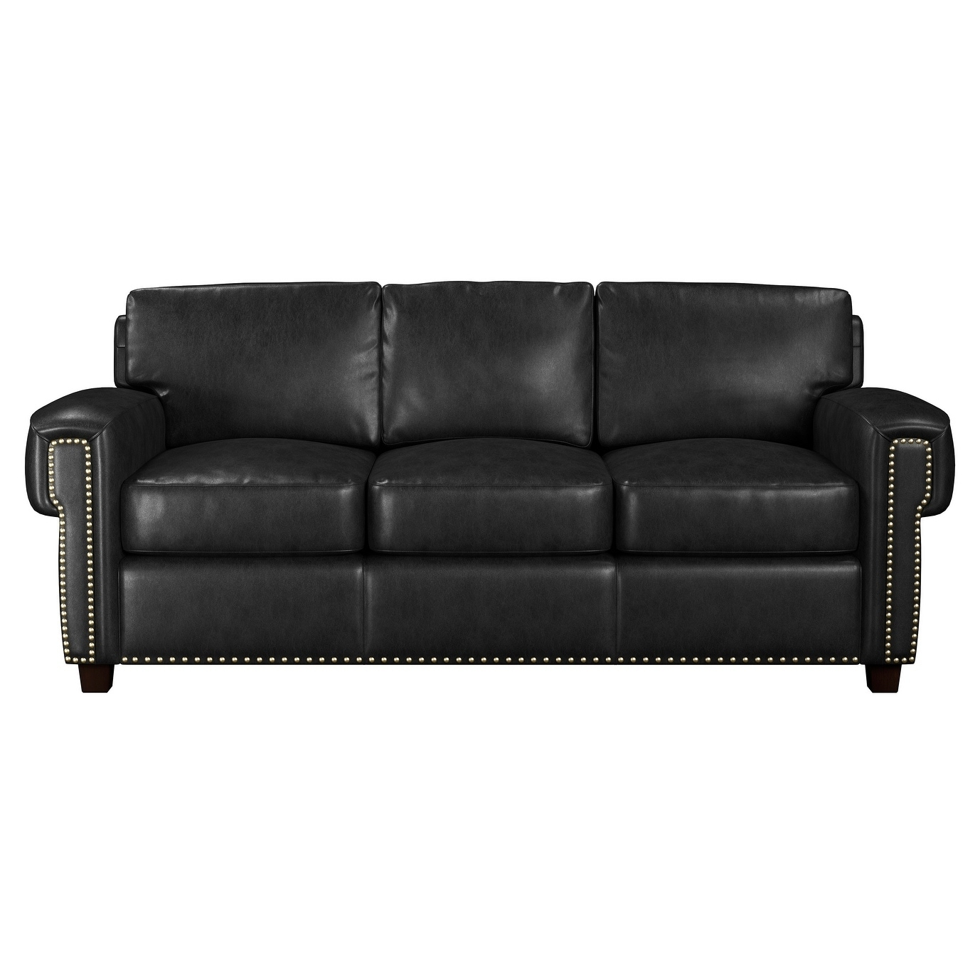 Pleasant Made To Order Como 100 Top Grain Leather Sofa Ncnpc Chair Design For Home Ncnpcorg