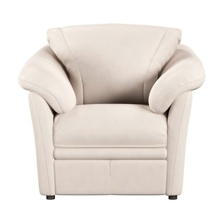 Link to Made to Order Marino 100% Top Grain Leather Chair Similar Items in Living Room Chairs