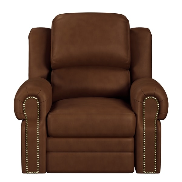 Made to Order Tours 100% Top Grain Leather Recliner