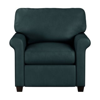 Link to Made to Order Asti Genuine Top Grain Leather Chair Similar Items in Living Room Chairs