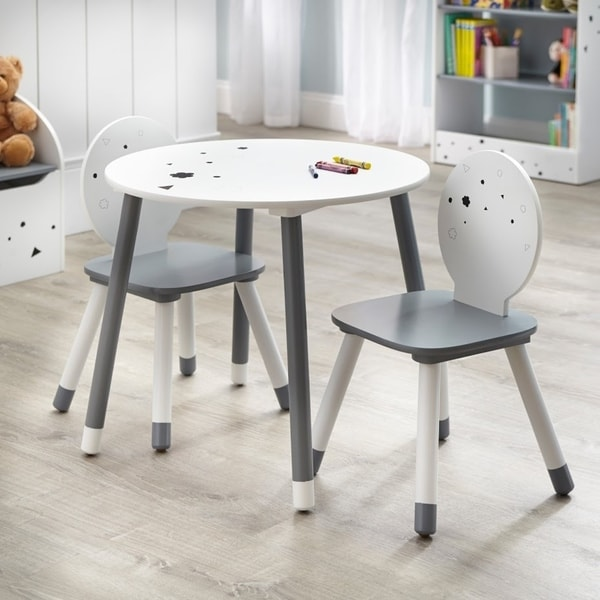 Simple Living Talori Kids Table and Chair Set. Opens flyout.