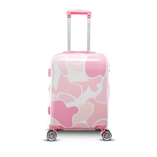 "Gabbiano Camo Collection 20"" Hardside Spinner Carry-On"